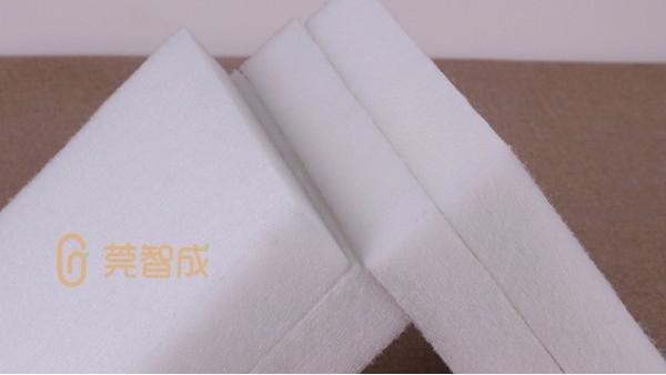 无胶棉生产厂家-不易变形非常好的保温填充材料