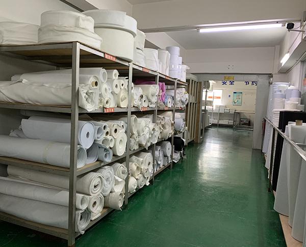针刺无纺布厂