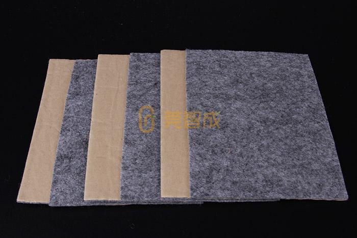 背胶针刺棉