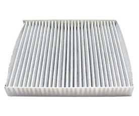 过滤无纺布可用于空调滤芯器过滤