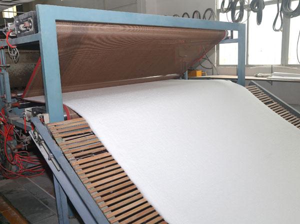 无胶棉生产工艺