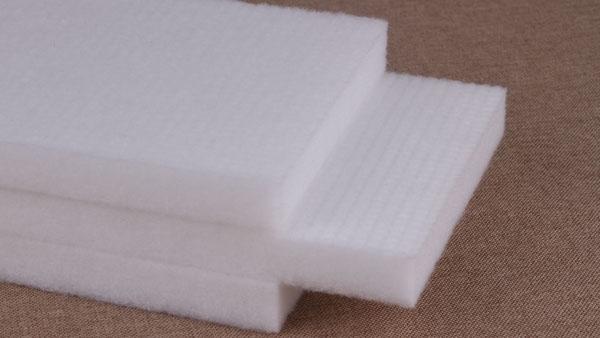 聚酯吸音棉的生产工艺