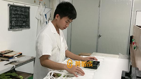 高密度的耐水透气玻璃擦清洁棉