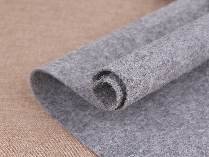 灰色针刺无纺布厂家