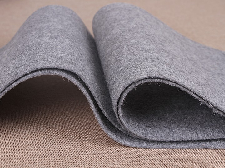 灰色针刺无纺布供应商