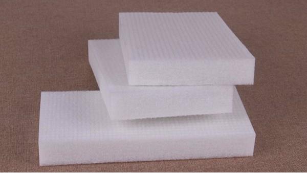 无胶棉是广泛采用的新型过滤填充材料