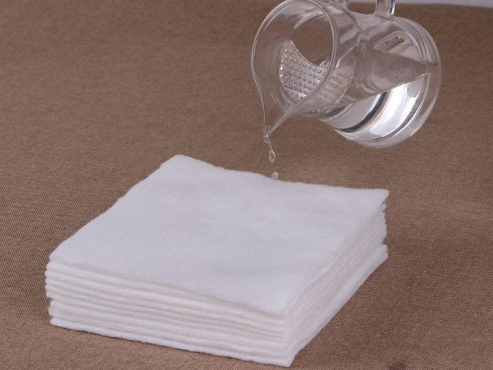吸水针刺棉