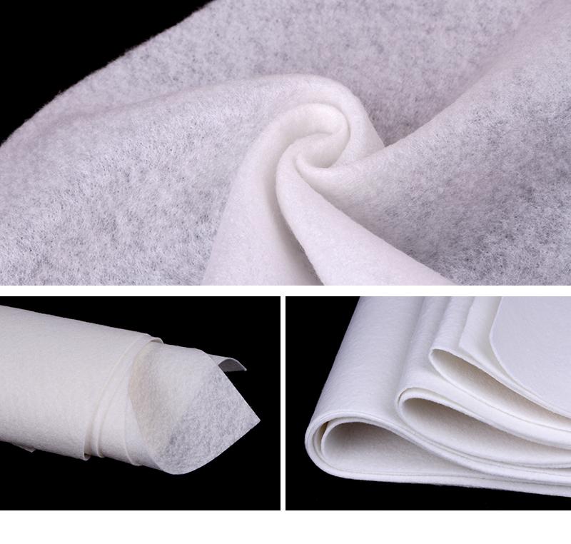 硅胶口罩针刺棉产品展示