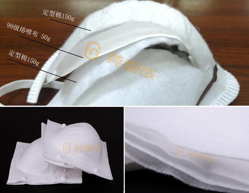 n95口罩原材料