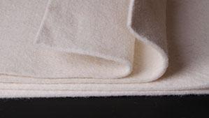 羊毛毡密度结实 · 经久耐用