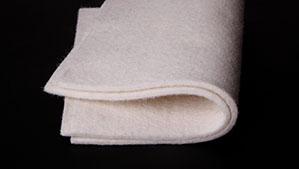 羊毛絮片耐水洗 · 不变形