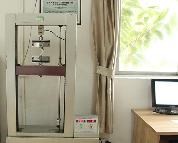 东莞针刺无纺布厂家检查产品拉力设备
