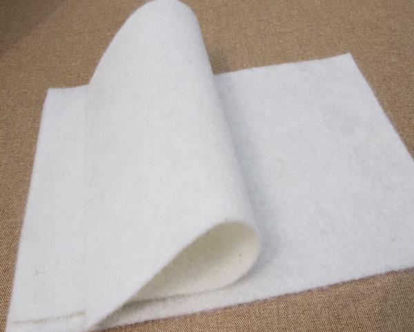 智成羊毛针刺棉