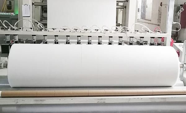 针刺棉无纺布工艺