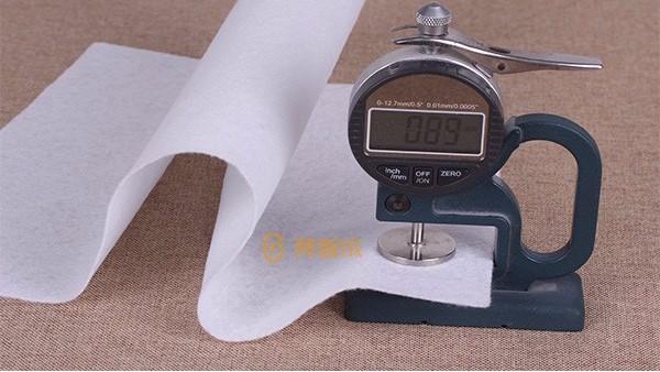 医用白色针刺无纺布-包装、生产严格要求