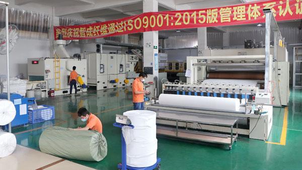 针刺棉厂家教您如何选择优质的厂家
