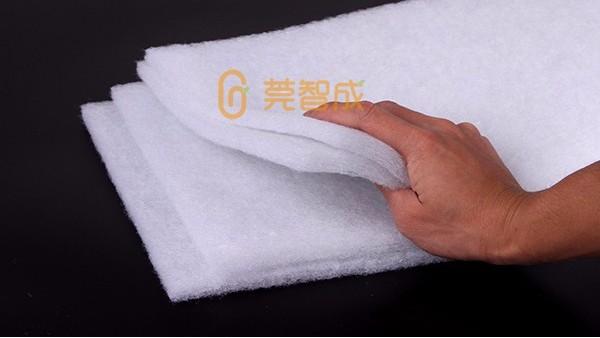 树脂棉与喷胶棉的差异
