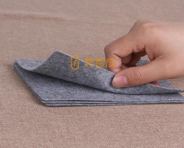 灰色针扎棉
