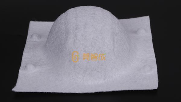 口罩针刺棉-合成纤维过滤棉