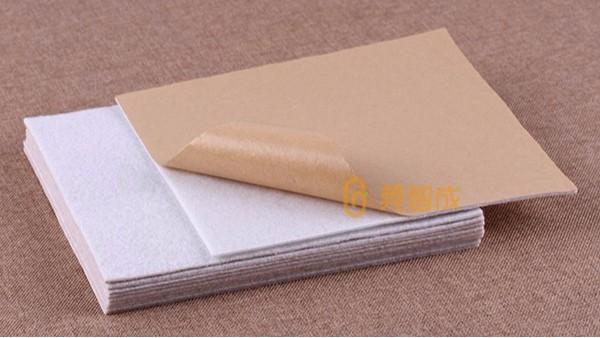 阻燃背胶针扎棉的作用与定制