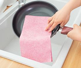 吸水针刺棉应用于家庭用鲜花