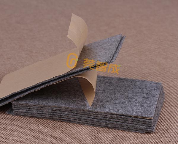 聚酯纤维贴胶针棉