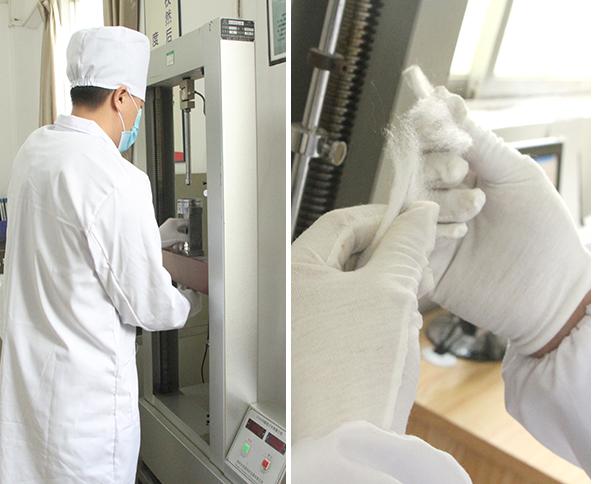 无胶棉生产厂家检测设备