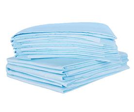 吸水纤维棉应用于宠物隔尿垫