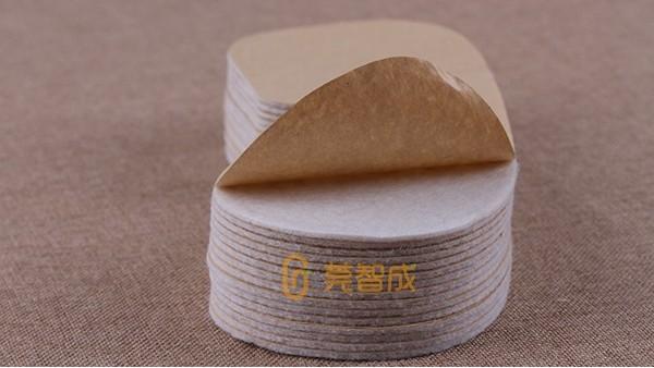 背胶针刺棉采用涂胶工艺的3种情况