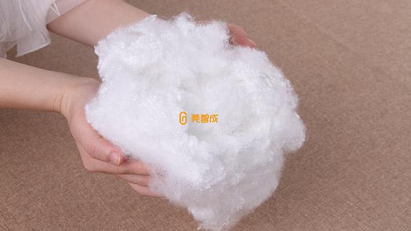 针刺棉无纺布原料-聚酯纤维