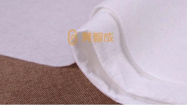 复合针刺棉的特性